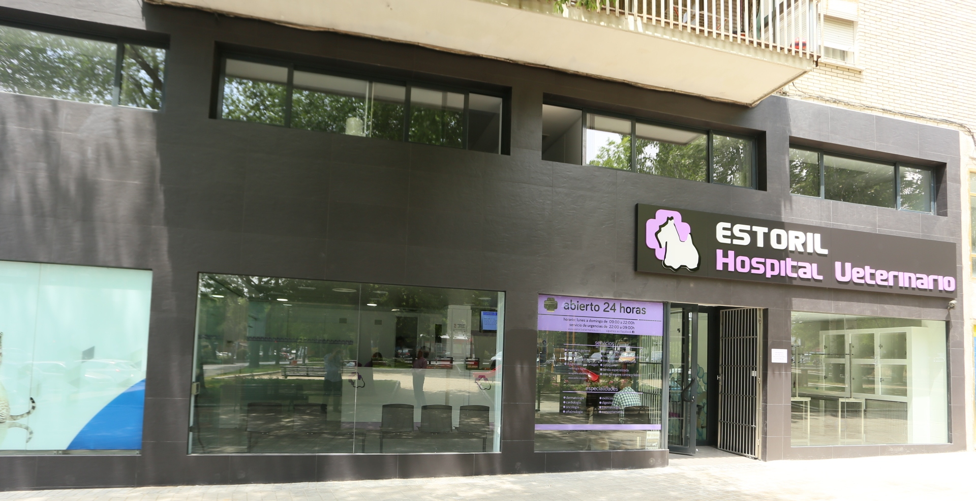 HOSPITAL VETERINARIO ESTORIL